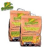 Grillmais 2X 3 Kg Maiskohle 100% Natur 100% nachhaltig Bio Grillen bis 800C°